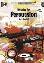 10 Solos for Percussion - Gert Bomhof