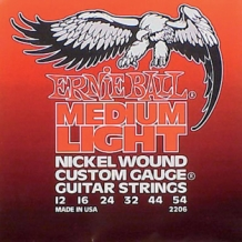 Ernie Ball 2206 Custom Gauge