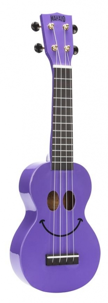 Mahalo Smiley Series Ukulele