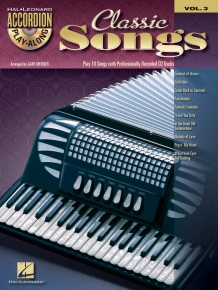 Classic Songs Accordion Play-Along