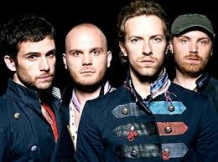 Coldplay Pickcard