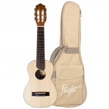 Flight Guitarlele Natural ALMGUT350